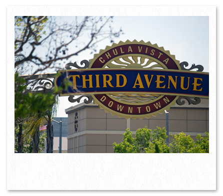 Third Avenue Downtown Chula Vista