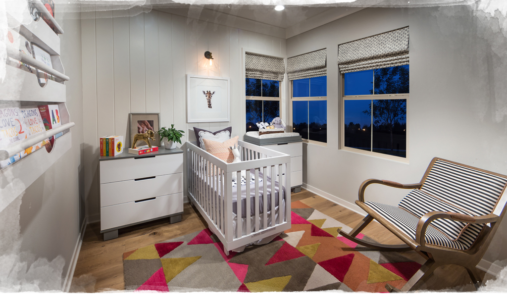 Nursery Home Design Inspo