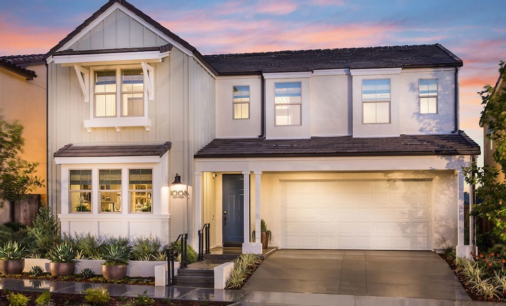 Photo Gallery: Prado home options by Brookfield Residential