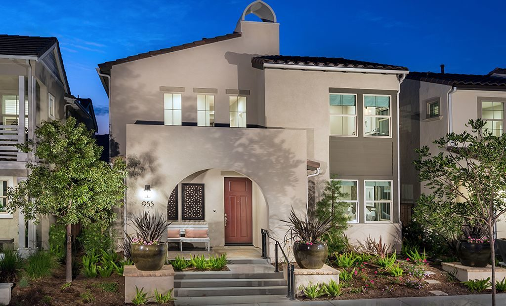 Sierra home options by Shea Homes